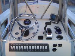 photo of  21' Mako 21B Center Console