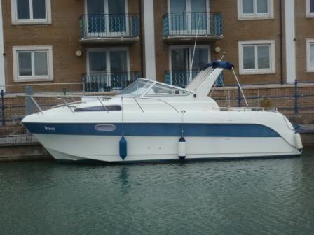 2002 Baltic Yachts Balt 750