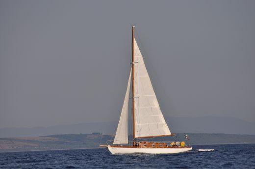 1938 Baglietto Classic Bermudan Cutter