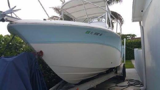2008 Sea Fox 256
