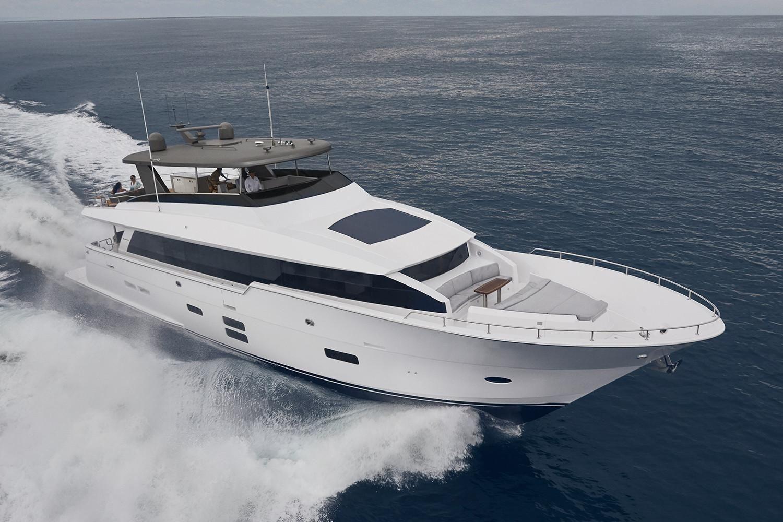 2018 Hatteras M90 Panacera Power Boat For Sale Www