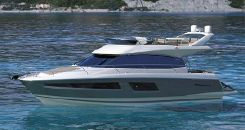 2015 Prestige Yachts 450 Fly