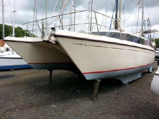 1986 Prout Catamarans Quest 33 CS