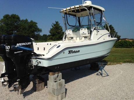 2005 Triton 2486 WA