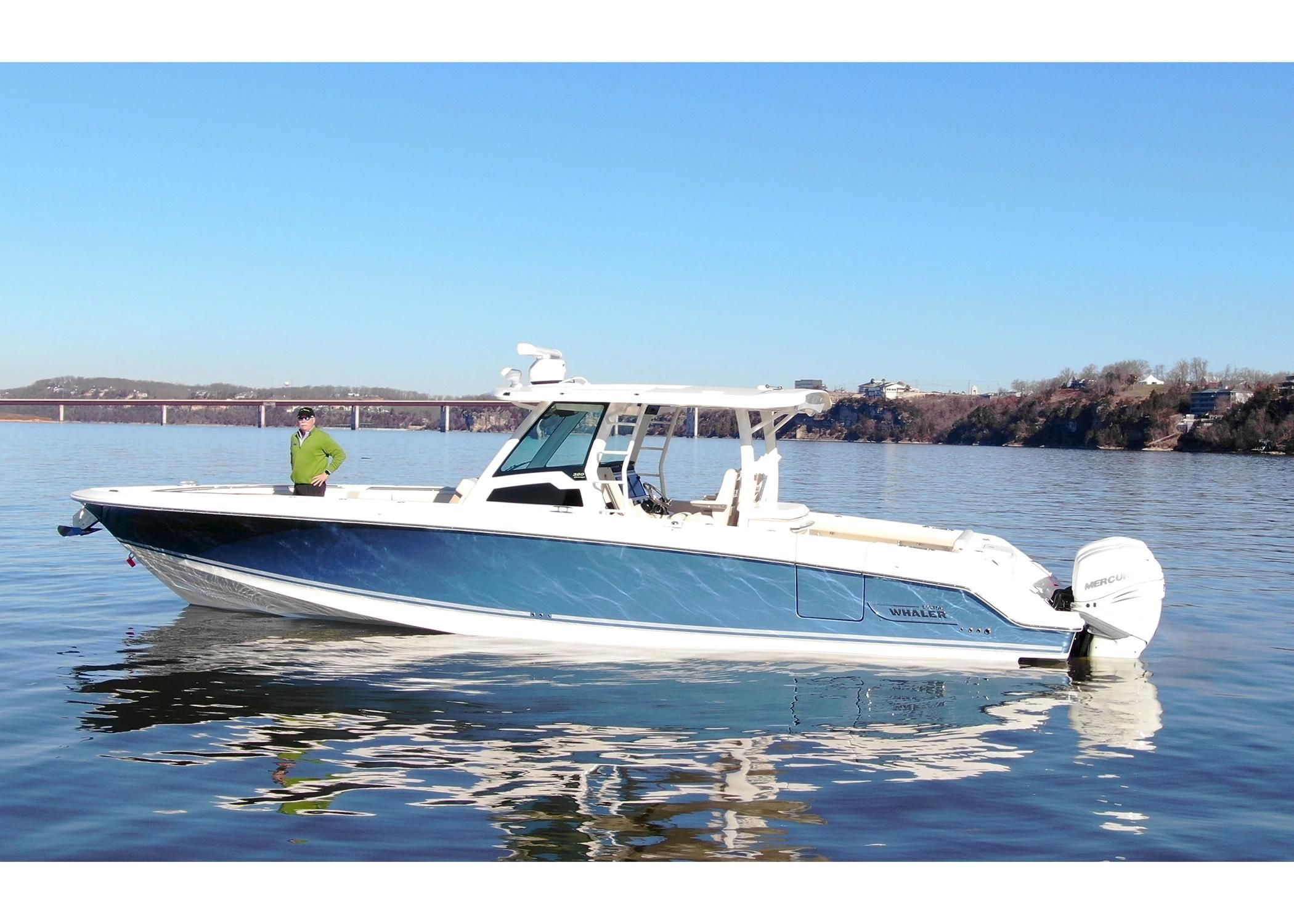 2019 Boston Whaler 380 Outrage Power Boat For Sale Www