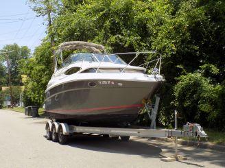 2010 Regal 2565 Express Cruiser