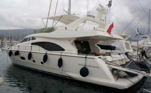 2004 Ferretti 680