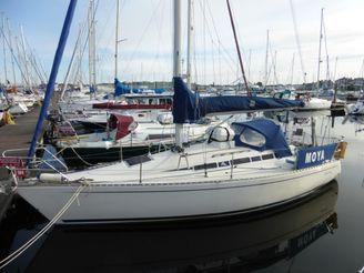 2001 Hanse 301