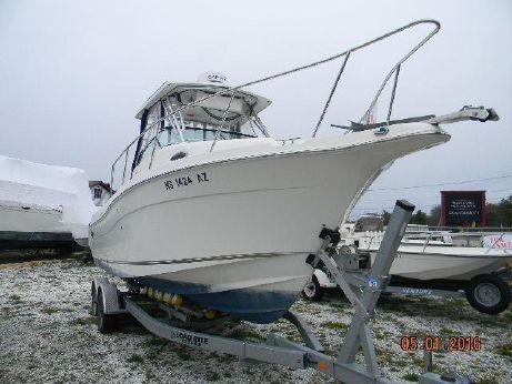 2008 Striper 2601 Walkaround OB