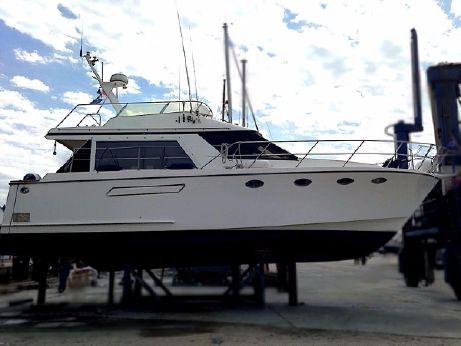 1987 Ocean Alexander 42 Sedan