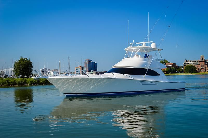 2018 Viking 52 Convertible Power Boat For Sale - www yachtworld com