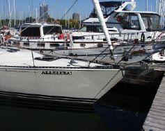 Photo of 44' C&C 44 Centreboard