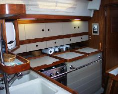 Photo of C&C 44 Centreboard