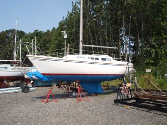 1975 Catalina 27 sloop