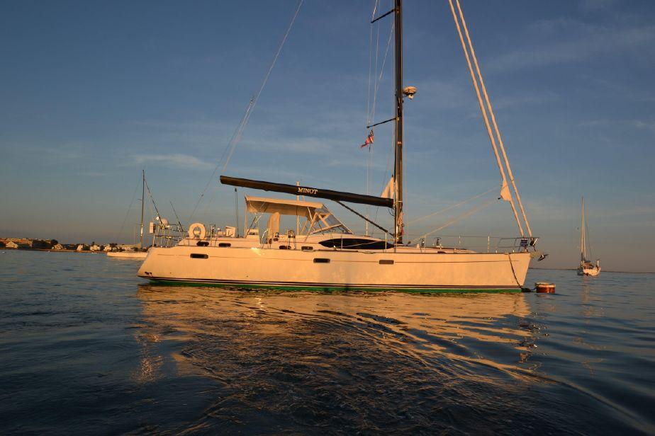 2012Passport Yachts 585 Twin Cockpit