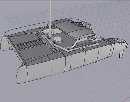2017 Elos Marine 50