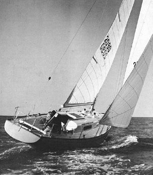 1969 Morgan 41