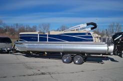 2013 Harris Flotebote 250 Grand Mariner SL