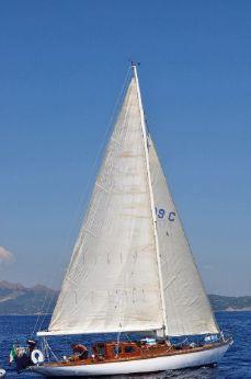 1934 Bute Slip Dock Sloop Alfred Mylne