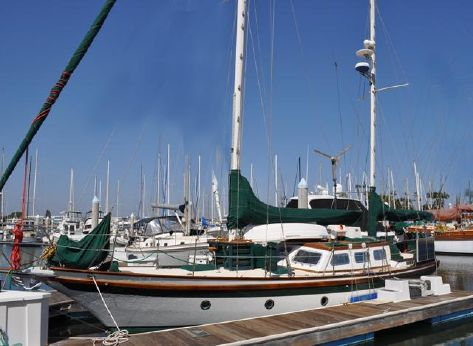 1979 Custom Endurance 37 Pilothouse Ketch