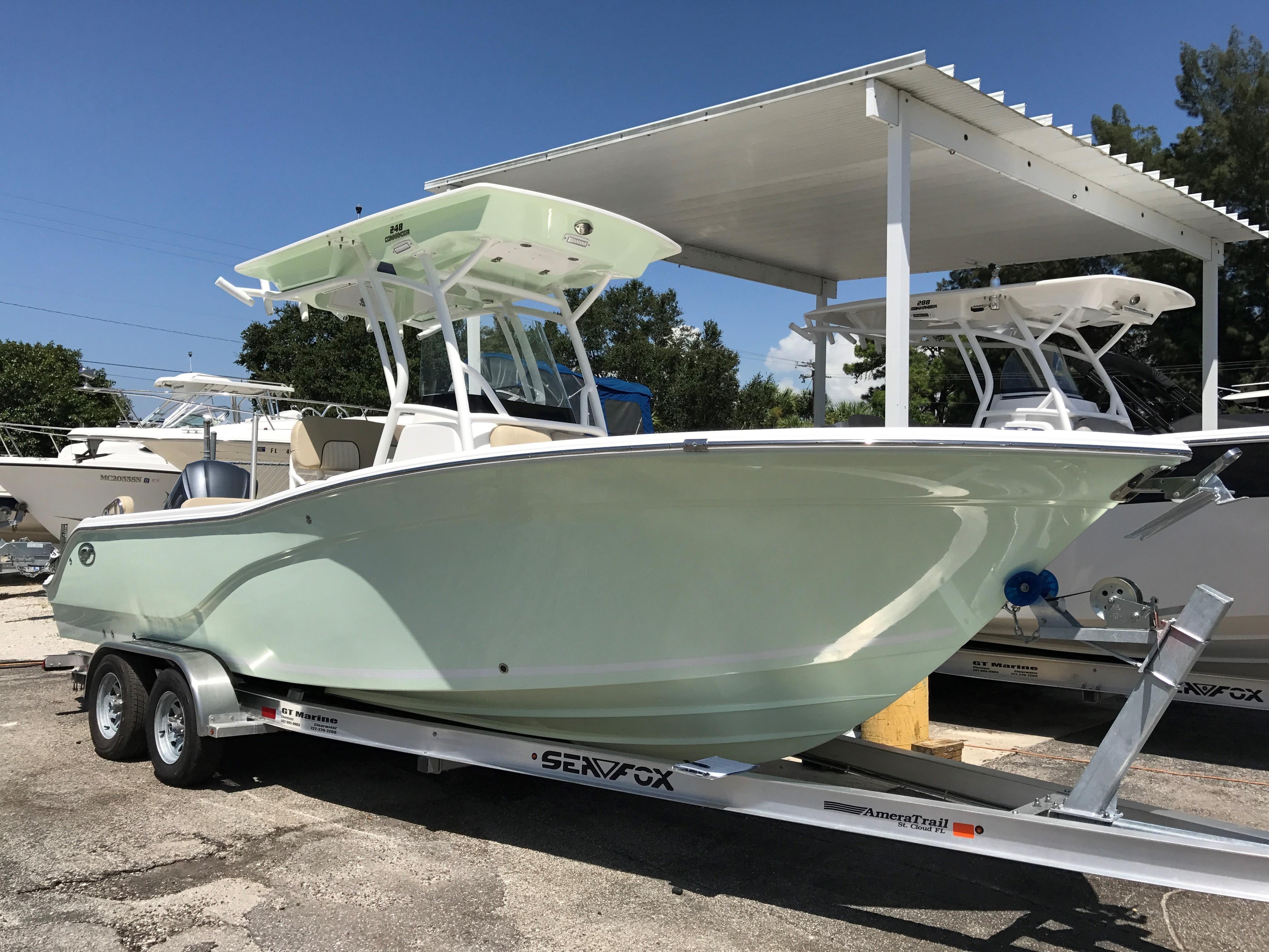 2018 Sea Fox 248 Commander Power Boat For Sale Www