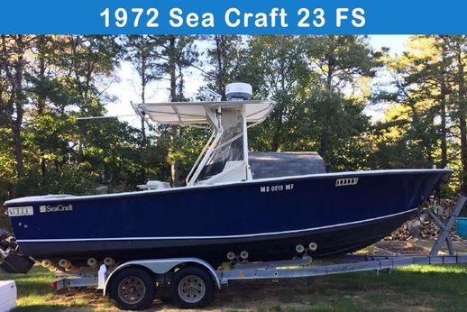 1972 Seacraft 23 FS
