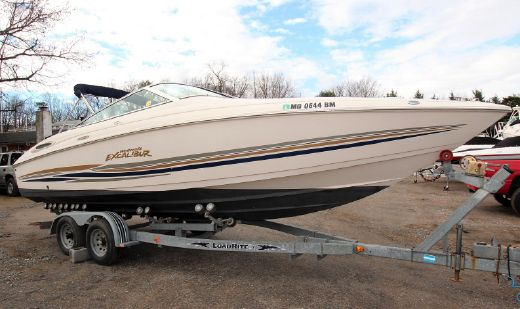 2001 Wellcraft 26 Excalibur Sport