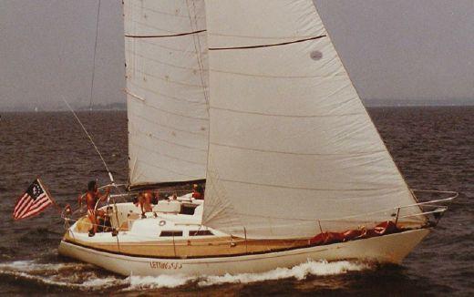1978 Baltic 37