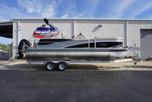 2013 Harris Flotebote 250 Grand Mariner SL