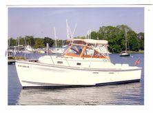 1987 Cape Dory 28 Open Fisherman
