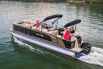 1993 Test boat