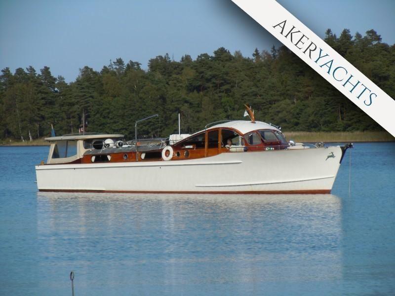 norska båtar till salu