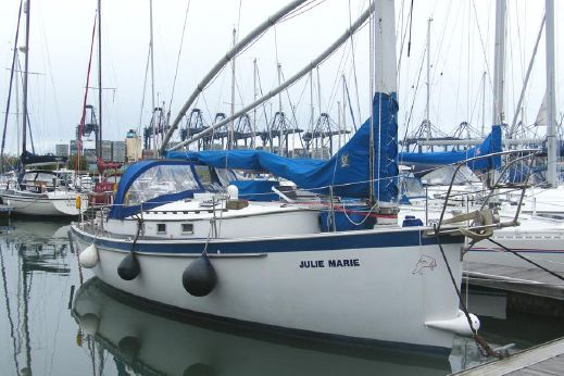 1987 Nonsuch 30