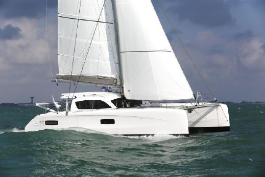 2014 Outremer 45 Syndicate 1/6 share