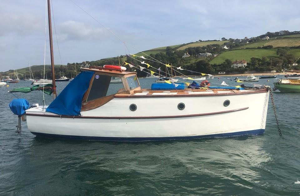 1930 Classic Cabin Cruiser Power Boat For Sale Www