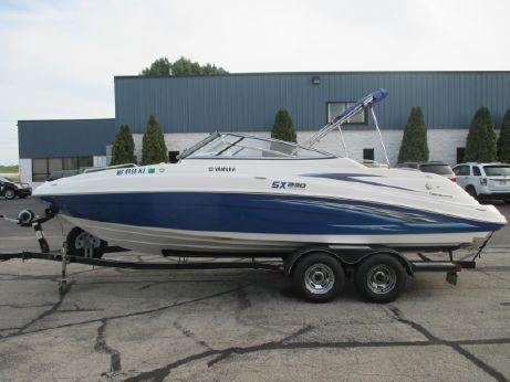 2007 Yamaha Sport Boat SX230