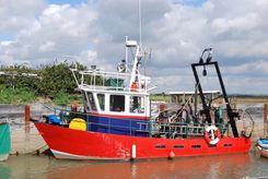 1992 Hunter 30 Trawler