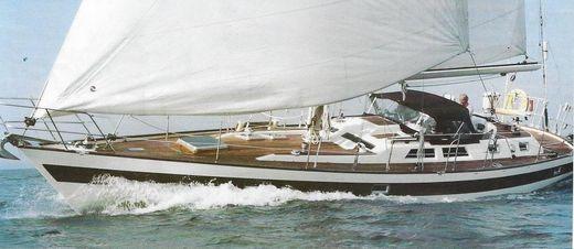 1986 Norseman 447 Cutter