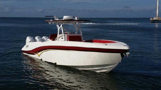 2011 Deep Impact Power Boat 360FS