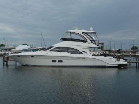 2012 Sea Ray 520 Sedan Bridge
