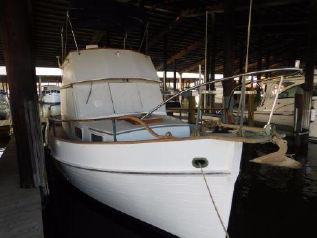1973 Grand Banks Classic Sedan Trawler