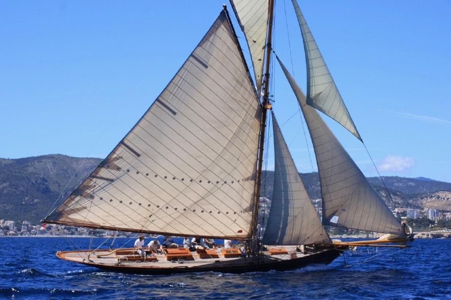 1898 Classic 50' Gaff Rig Sail New and Used Boats for Sale
