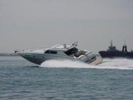 2001 Ab Yachts 75