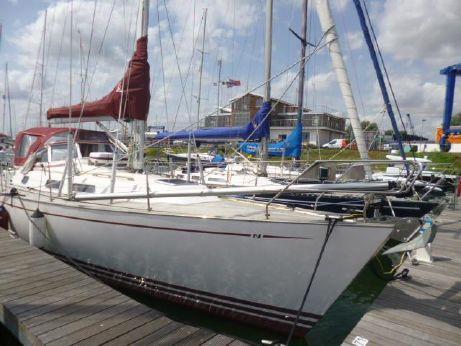2010 Najad  380 Blue water cruiser
