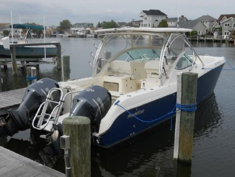 2012 World Cat 290 DC w TWIN YAMAHA w 50 HRS
