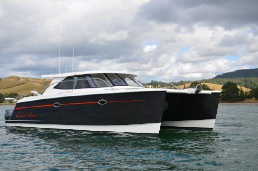 2017 Roger Hill Design Oceaner 1200 Power Catamaran