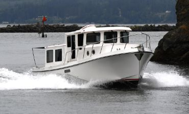 2020 American Tug Waypoint 36
