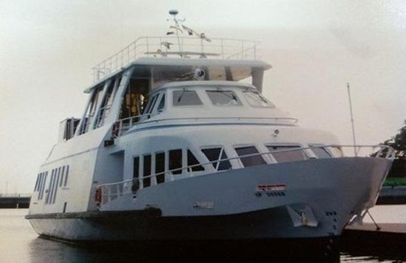 1987 Custom Sightseeing Passenger Commercial Power Boat