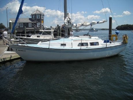 1982 Capital Yachts Newport 28