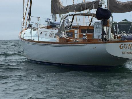 1967 Hinckley Bermuda 40 MK II
